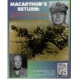 Leyte 1944 - MacArthur's Return (wargame Avalanche Press en VO) 002