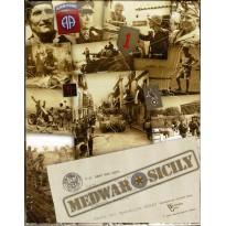 Medwar Sicily (wargame Worthington Games en VO)