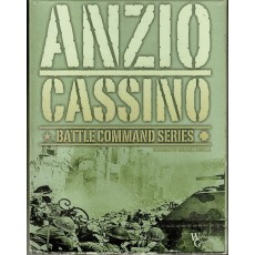 Anzio Cassino - Battle Command Series (wargame Worthington Games en VO)