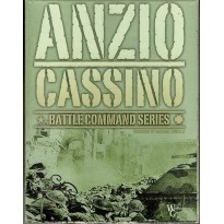 Anzio Cassino - Battle Command Series (wargame Worthington Games en VO) 001