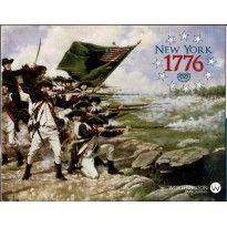 New York 1776 (wargame Worthington Games en VO) 001