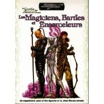 Le Guide des Joueurs pour les Magiciens, Bardes et Ensorceleurs (jdr Sword & Sorcery d20 System en VF)