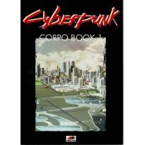 Corpo Book 1 (jdr Cyberpunk 1ère édition en VF)