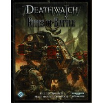Rites of Battle - Space Marines Handbook (jdr Deathwatch en VO) 002