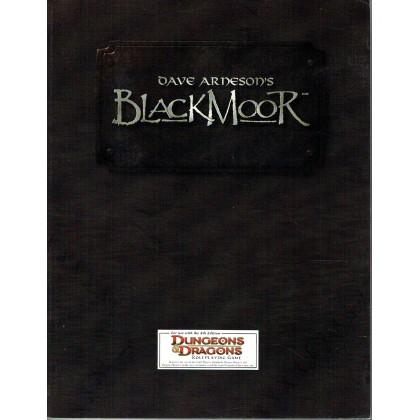 Dave Arneson's Blackmoor (jdr Dungeons & Dragons 4 en VO) 001