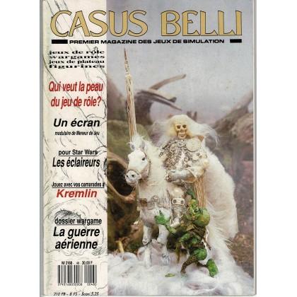 Casus Belli N° 48 (premier magazine des jeux de simulation) 008
