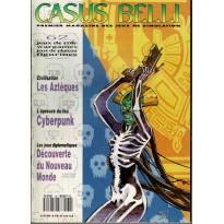 Casus Belli N° 62 (Premier magazine des jeux de simulation) 008