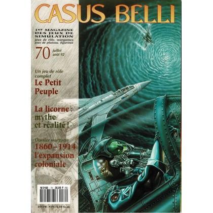 Casus Belli N° 70 (1er magazine des jeux de simulation) 011