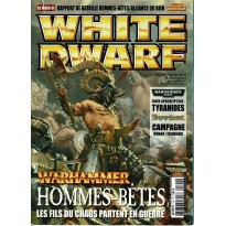 White Dwarf N° 190 (magazine de jeux de figurines Games Workshop en VF) 001