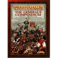 The General's Compendium (Compilation jeu de figurines Warhammer en VO)