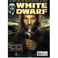 White Dwarf N° 115 (magazine de jeux de figurines Games Workshop en VF) 001