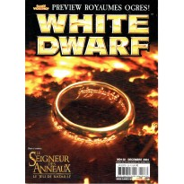 White Dwarf N° 128 (magazine de jeux de figurines Games Workshop en VF) 001