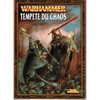 Warhammer - Tempête du Chaos (Livret de campagne jeu de figurines V6 en VF) 001