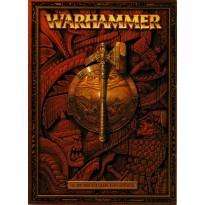 Warhammer - Le jeu des batailles fantastiques (livre de règles 6e édition en VF)