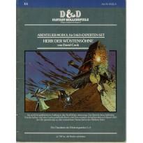 E4 Herr der Wüstensöhne (jdr D&D 1ère édition en allemand) 001