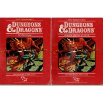 Players Manual & Dungeon Masters Rulebook (jdr D&D 1ère édition en VO) 001