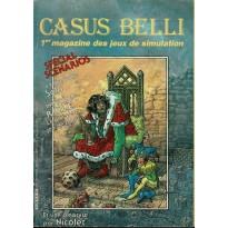 Casus Belli N° 34 (1er magazine des jeux de simulation)