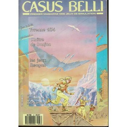 Casus Belli N° 37 (premier magazine des jeux de simulation) 009