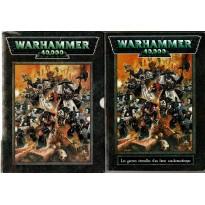 Warhammer 40,000 - Coffret & Livre de règles (jeu de figurines 3e édition en VF)