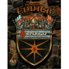 Birthright - Player's Secrets of Endier (jdr AD&D 2e édition révisée en VO)