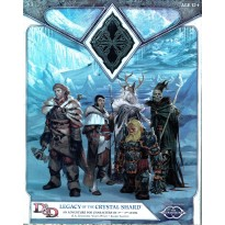 Legacy of the Crystal Shard (jdr D&D 3.5/4/5 Next en VO)