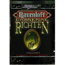 Ravenloft - L'Arsenal Van Richten Volume 1 (jdr Sword & Sorcery d20 System en VF)
