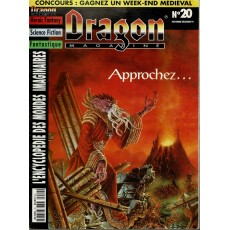 Dragon Magazine N° 20 (L'Encyclopédie des Mondes Imaginaires)