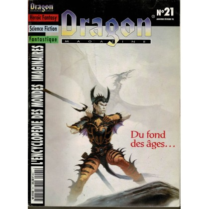 Dragon Magazine N° 21 (L'Encyclopédie des Mondes Imaginaires) 005