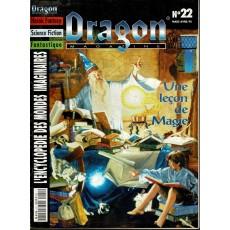 Dragon Magazine N° 22 (L'Encyclopédie des Mondes Imaginaires)