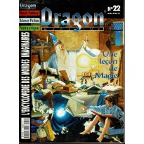 Dragon Magazine N° 22 (L'Encyclopédie des Mondes Imaginaires)