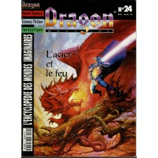 Dragon Magazine N° 24 (L'Encyclopédie des Mondes Imaginaires)
