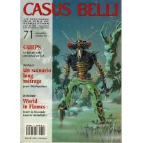 Casus Belli N° 71 (1er magazine des jeux de simulation)