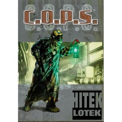 Hitek Lotek - Saison 1 - Mars./Avr. 2031 (jdr C.O.P.S. de Siroz en VF) 003