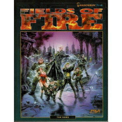 Fields of Fire (jdr Shadowrun V2 en VO) 001