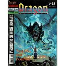 Dragon Magazine N° 26 (L'Encyclopédie des Mondes Imaginaires)