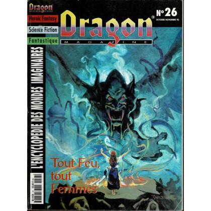Dragon Magazine N° 26 (L'Encyclopédie des Mondes Imaginaires) 003