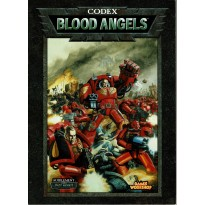 Codex Blood Angels (Livret d'armée figurines Warhammer 40,000 V3 en VF) 001