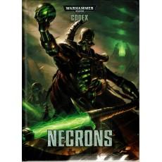 Codex Necrons V7 (Livret d'armée figurines Warhammer 40,000 en VF)