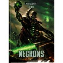 Codex Necrons V7 (Livret d'armée figurines Warhammer 40,000 en VF) 001