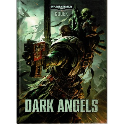 Codex Dark Angels V7 (Livret d'armée figurines Warhammer 40,000 en VF) 001