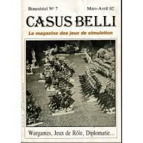 Casus Belli N° 7 (Le magazine des jeux de simulation)