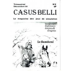 Casus Belli N° 6 (Le magazine des jeux de simulation)