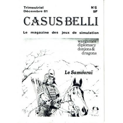 Casus Belli N° 6 (Le magazine des jeux de simulation) 003