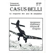 Casus Belli N° 5 (Le magazine des jeux de simulation)