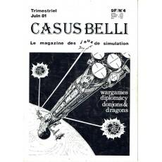 Casus Belli N° 4 (Le magazine des jeux de simulation)