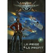 Metal Adventures - La Prise et le Profit (jdr Matagot en VF) 003