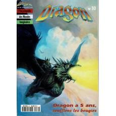 Dragon Magazine N° 30 (L'Encyclopédie des Mondes Imaginaires)