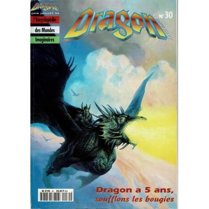 Dragon Magazine N° 30 (L'Encyclopédie des Mondes Imaginaires) 003
