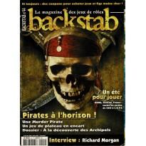 Backstab N° 44 (le magazine des jeux de rôles) 004