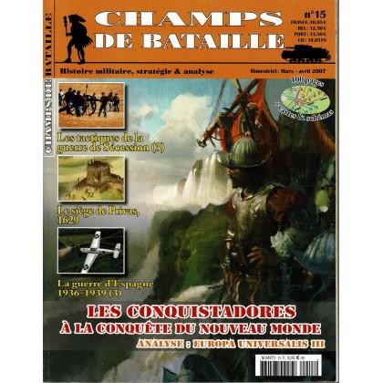 Champs de Bataille N° 15 (Magazine histoire militaire & stratégie) 001
